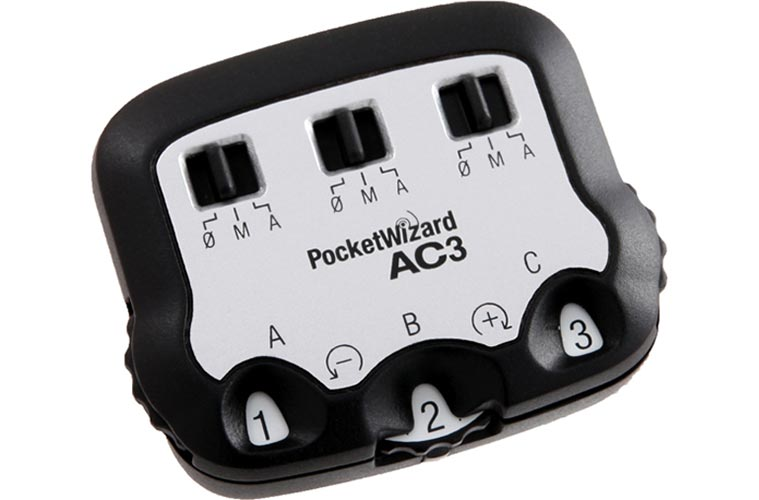 PocketWizard AC3 ZoneController