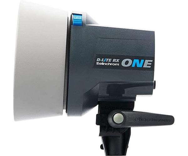 Lateral del Elinchrom D-Lite RX One